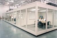 Portafab Mezzanines and Modular Rooms
